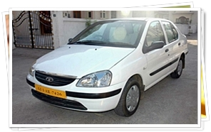 Tata Indigo Car for hire in India