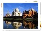 Taj Mahal (Symbol of Love)